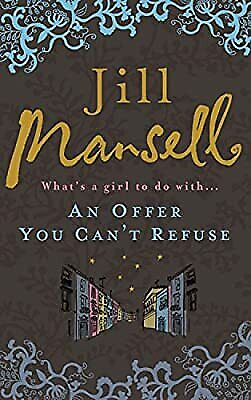 An Offer You Cant Refuse, Mansell, Jill, Used; Good Book