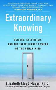 Extraordinary Knowing, Elizabeth Lloyd Mayer