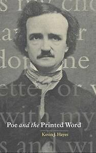 Poe and the Printed Word (Cambridge Studies in American Literature and Culture)