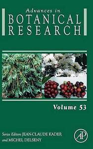 Advances in Botanical Research, Volume 53 by