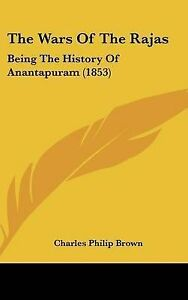 The-Wars-of-the-Rajas-Being-the-History-of-Anantapuram-1853-Hcover
