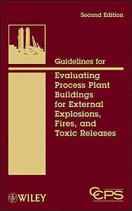 Guidelines for Evaluating Process Plant Buildings for External Explosions, Fires