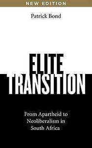 Bond-Elite Transition  BOOK NEW