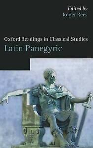 Latin Panegyric