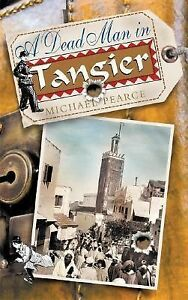A Dead Man in Tangier (Sandor Seymour Mysteries)-ExLibrary