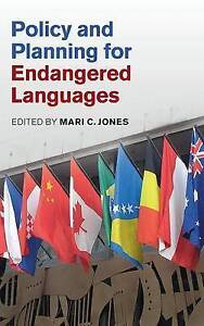 NEW Policy and Planning for Endangered Languages
