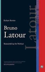 Harman-Bruno Latour  BOOK NEW