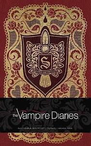 USED-VG-The-Vampire-Diaries-Hardcover-Ruled-Journal-Insights-Journals