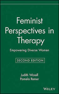 Feminist Perspectives in Therapy: Empowering Diverse Women-ExLibrary