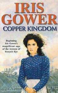 Very Good, Copper Kingdom, Gower, Iris, Book