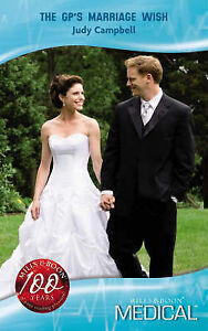 Judy-Campbell-The-GPs-Marriage-Wish-Medical-Romance-Book