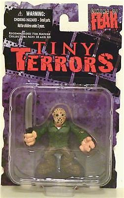 Mezco Cinema of Fear Tiny Terrors Friday 13th Jason Voorhees 2in. Action Figure