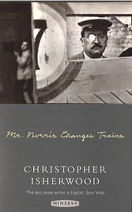 Mr Norris Changes Trains-ExLibrary