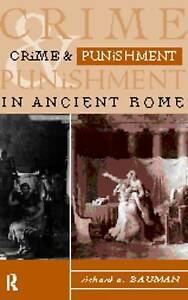 Crime and Punishment in Ancient Rome-ExLibrary