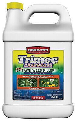 Gordons 761200 Trimec Plus Crabgrass Lawn Weed Killer, 1-Gal