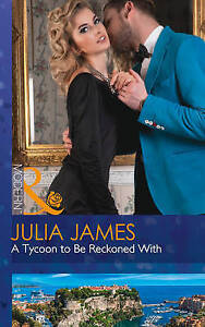 Good, A Tycoon To Be Reckoned With (Modern), James, Julia, Book