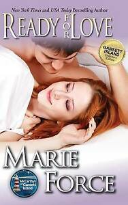 Ready for Love: Gansett Island Series, Book 3 by Force, Marie -Hcover