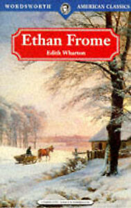 an analysis of the characters in the book ethan frome by edith wharton Ethan frome, first published in 1911, shows off edith wharton's down in the dumps chops this lady was as prolific as they come, and most of her stuff wasn't in the super uplifting category of literature.