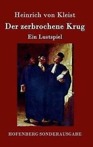 NEW Der zerbrochene Krug (German Edition) by Heinrich von Kleist