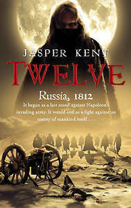 Twelve (The Danilov Quintet), Kent, Jasper, Very Good Book