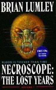 Good, Necroscope : The Lost Years Vol 1, Lumley, Brian, Book