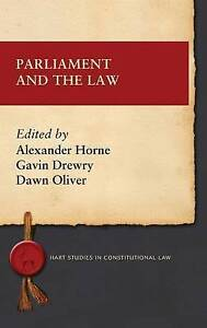 Horne Alexander-Parliament And The Law  BOOKH NEW