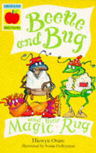Beetle and Bug and Their Magic Rug by Hiawyn Oram (Paperback, 1995)