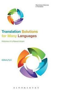 Pym Anthony-Translation Solutions For Many Languages  BOOKH NEW
