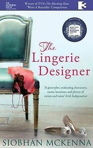 The Lingerie Designer, McKenna, Siobhan