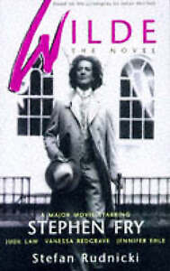 Good, Wilde: The Novel of the Screenplay (Film Tie-in Paperback), Rudnicki, Stef