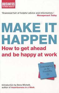 Make It Happen  BOOK NEW