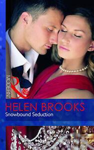 Helen Brooks Snowbound Seduction (Mills & Boon Modern) Very Good Book