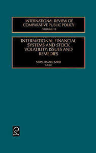 International Financial Systems and Stock Volatility: Issues and Remedies by Em…