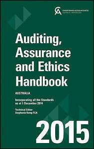 Auditing & Assurance Handbook 2015 Australia ' Caanz,S