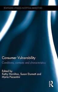 Consumer Vulnerability, Kathy Hamilton