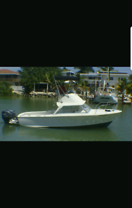 WANTED Bertram 25 with outboard conversion. Any condition. East Mackay Mackay City Preview