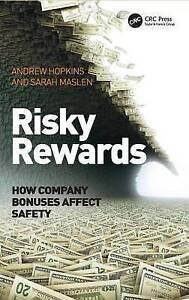 Risky Rewards, Andrew Hopkins