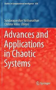 Advances and Applications in Chaotic Systems (Studies in Computational Intellige