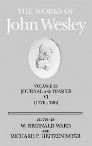 Journals and Diaries, 1776-1786, Vol. 23: The Works of John Wesley The Works...