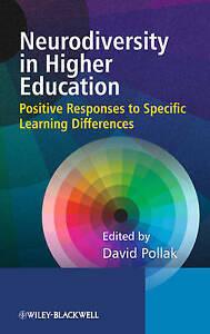 Neurodiversity in Higher Education, David Pollak