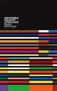 Impossible Objects, Simon Critchley