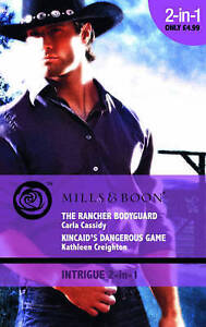 The Rancher Bodyguard: AND Kincaid's Dangerous Game (I