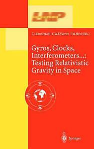 Gyros, Clocks, Interferometers...: Testing Relativistic Gravity in Space (Lectur
