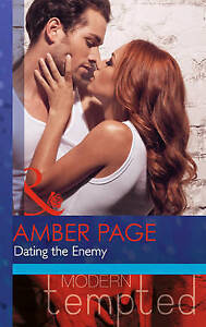 Page, Amber, Dating the Enemy (Modern Tempted), Very Good Book