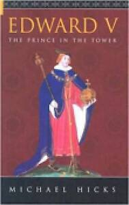 Edward V: The Prince in the Tower-ExLibrary