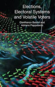 Elections, Electoral Systems and Volatil, New, Pappalardo, Adriano, Baldini, Gia