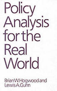 Policy Analysis for the Real World-ExLibrary