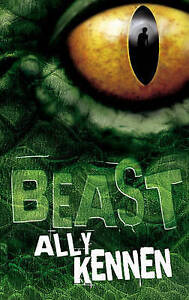 Beast by Ally Kennen  PB slightly shop soiled thriller kids creature