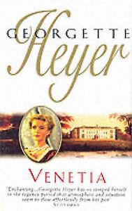 Heyer-Georgette-Venetia-Book