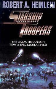 Starship Troopers, Heinlein, Robert A. Paperback Book